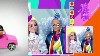 Barbie Extra TV Spot, 'Personality and Style' - Thumbnail 5