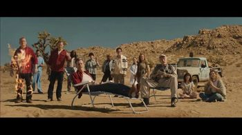 Visible TV Spot, '12 Degrees of Kevin Bacon' Featuring Kevin Bacon, Michael Gross - Thumbnail 8