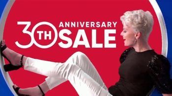 Rooms to Go 30th Anniversary Sale TV Spot, 'Bedroom Set with Storage Footboard: $799' Song by Junior Senior - Thumbnail 3