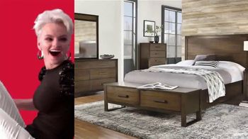 Rooms to Go 30th Anniversary Sale TV Spot, 'Bedroom Set with Storage Footboard: $799' Song by Junior Senior - Thumbnail 4