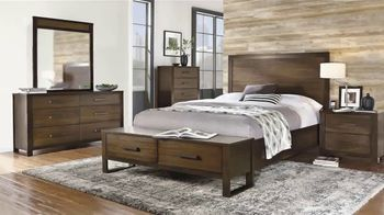 Rooms to Go 30th Anniversary Sale TV Spot, 'Bedroom Set with Storage Footboard: $799' Song by Junior Senior - Thumbnail 5