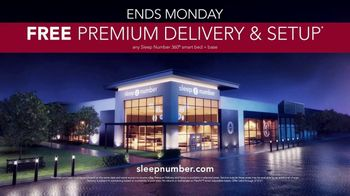 Sleep Number Weekend Special TV Spot, 'Introducing: Save Up to $500' - Thumbnail 9