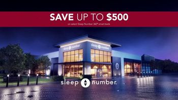 Sleep Number Weekend Special TV Spot, 'Introducing: Save Up to $500' - Thumbnail 7
