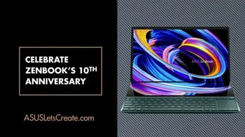Asus ZenBook TV Spot, '10th Anniversary Giveaway' - Thumbnail 4