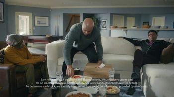 Capital One Savor Card TV Spot, 'Everytime' Ft. Jim Nantz, Samuel L. Jackson, Charles Barkley - Thumbnail 1