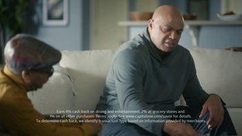 Capital One Savor Card TV Spot, 'Everytime' Ft. Jim Nantz, Samuel L. Jackson, Charles Barkley - Thumbnail 2