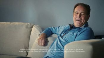 Capital One Savor Card TV Spot, 'Everytime' Ft. Jim Nantz, Samuel L. Jackson, Charles Barkley - Thumbnail 9