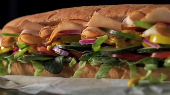 Subway TV Spot, 'You Can Do Better: BOGO 50%' Featuring Tony Hawk - Thumbnail 8