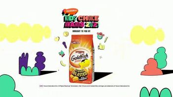Goldfish Flavor Blasted TV Spot, 'Nickelodeon Kids' Choice Awards: The Ultimate Blast' - Thumbnail 9