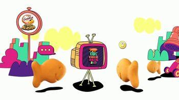 Goldfish Flavor Blasted TV Spot, 'Nickelodeon Kids' Choice Awards: The Ultimate Blast' - Thumbnail 1