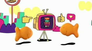 Goldfish Flavor Blasted TV Spot, 'Nickelodeon Kids' Choice Awards: The Ultimate Blast' - Thumbnail 2