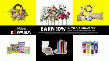Michaels Lowest Prices of the Season Sale TV Spot, '70% Off Makers Faves' - Thumbnail 6