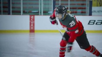 Bauer Hockey TV Spot, 'The Women's Movement Never Stops'