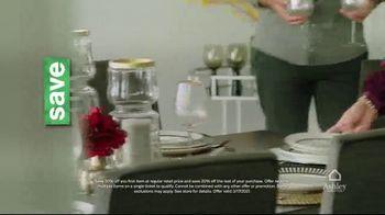 Ashley HomeStore St. Patrick's Day Sale TV Spot, 'Wear Green and Get Ashley Cash' - Thumbnail 4