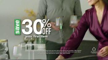 Ashley HomeStore St. Patrick's Day Sale TV Spot, 'Wear Green and Get Ashley Cash' - Thumbnail 5