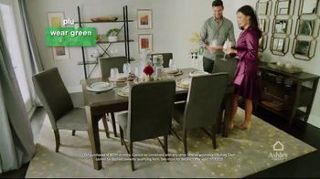 Ashley HomeStore St. Patrick's Day Sale TV Spot, 'Wear Green and Get Ashley Cash' - Thumbnail 7