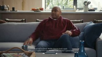 Capital One TV Spot, 'It's Like Magic' Featuring Charles Barkley, Samuel L. Jackson, Magic Johnson - Thumbnail 1