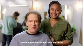Great Clips Notes V Spot, 'March Madness: What a Great Cut' Featuring Kevin Harlan - Thumbnail 4