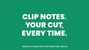 Great Clips Notes V Spot, 'March Madness: What a Great Cut' Featuring Kevin Harlan - Thumbnail 6