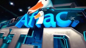 Aflac TV Spot, 'Brace Yourself' Featuring Rob Riggle, Lil Rel Howery - Thumbnail 1