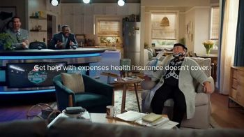 Aflac TV Spot, 'Brace Yourself' Featuring Rob Riggle, Lil Rel Howery - Thumbnail 9