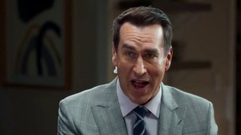 Aflac TV Spot, 'Brace Yourself' Featuring Rob Riggle, Lil Rel Howery - Thumbnail 5