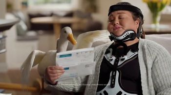 Aflac TV Spot, 'Brace Yourself' Featuring Rob Riggle, Lil Rel Howery - Thumbnail 7