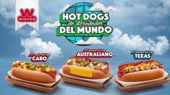 Wienerschnitzel TV Spot, 'Hot Dogs de alrededor del mundo' [Spanish] - Thumbnail 2