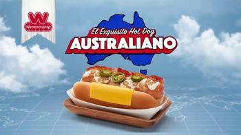 Wienerschnitzel TV Spot, 'Hot Dogs de alrededor del mundo' [Spanish] - Thumbnail 4