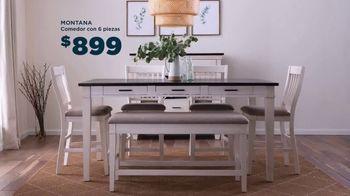 Bob's Discount Furniture 30th Anniversary TV Spot, 'Mis mejores juegos de comedor' [Spanish] - Thumbnail 3