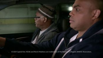 Capital One TV Spot, 'Annapolis' Ft.  Samuel L. Jackson, Charles Barkley, Spike Lee - Thumbnail 7