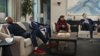 Capital One QuickSilver TV Spot, 'First Time' Ft. Jim Nantz, Samuel L. Jackson, Charles Barkley - Thumbnail 1