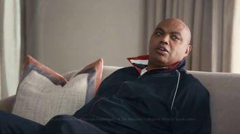 Capital One QuickSilver TV Spot, 'First Time' Ft. Jim Nantz, Samuel L. Jackson, Charles Barkley - Thumbnail 9