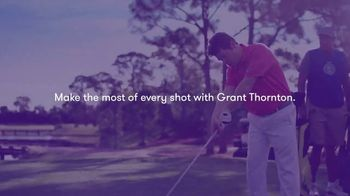 Grant Thornton TV Spot, 'Ready to Go: Swing' Featuring Rickie Fowler - Thumbnail 8