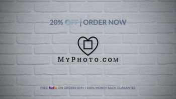 MyPhoto TV Spot, 'Lasting Memories: 20% Off' - Thumbnail 9
