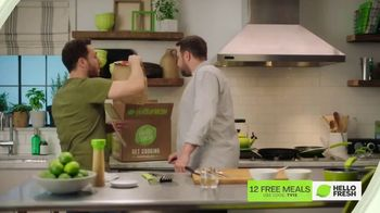 HelloFresh TV Spot, 'Life Hack: 12 Free Meals' - Thumbnail 2