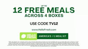 HelloFresh TV Spot, 'Life Hack: 12 Free Meals' - Thumbnail 7