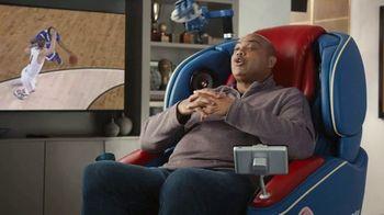 Capital One QuickSilver TV Spot, 'Barkleylounger' Ft. Charles Barkley, Samuel L. Jackson, Spike Lee - Thumbnail 2