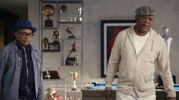 Capital One QuickSilver TV Spot, 'Barkleylounger' Ft. Charles Barkley, Samuel L. Jackson, Spike Lee - Thumbnail 6