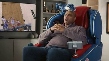 Capital One QuickSilver TV Spot, 'Barkleylounger' Ft. Charles Barkley, Samuel L. Jackson, Spike Lee - 126 commercial airings