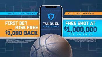FanDuel Sportsbook TV Spot, 'March is Back: $1,000 Back' - Thumbnail 9