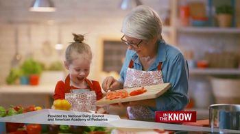 American Academy of Pediatrics TV Spot, 'In the Know: Healthy Food Hacks'