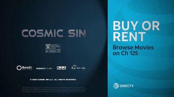 DIRECTV Cinema TV Spot, 'Cosmic Sin' - Thumbnail 5