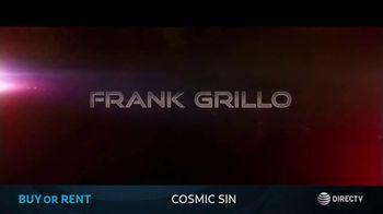 DIRECTV Cinema TV Spot, 'Cosmic Sin' - Thumbnail 3