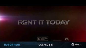 DIRECTV Cinema TV Spot, 'Cosmic Sin' - Thumbnail 4