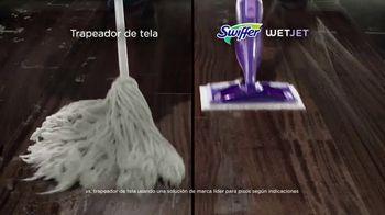Swiffer WetJet TV Spot, 'Confesiones de limpieza con Leah' [Spanish] - Thumbnail 7