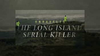 Discovery+ TV Spot, 'Unraveled: The Long Island Serial Killer' - Thumbnail 10