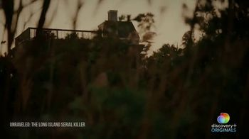 Discovery+ TV Spot, 'Unraveled: The Long Island Serial Killer' - Thumbnail 5