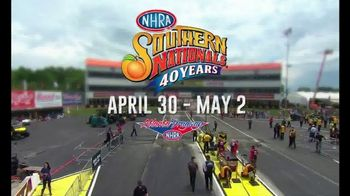 NHRA TV Spot, \'2021 Southern Nationals\'