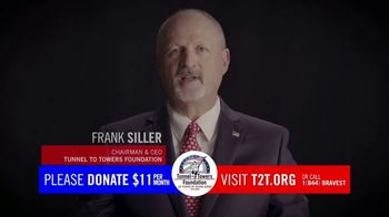 Stephen Siller Tunnel to Towers Foundation TV Spot, 'Receiving the News' - Thumbnail 9